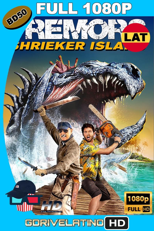 Tremors : Isla Shrieker (2020) BD50 FULL 1080p Latino-Ingles ISO