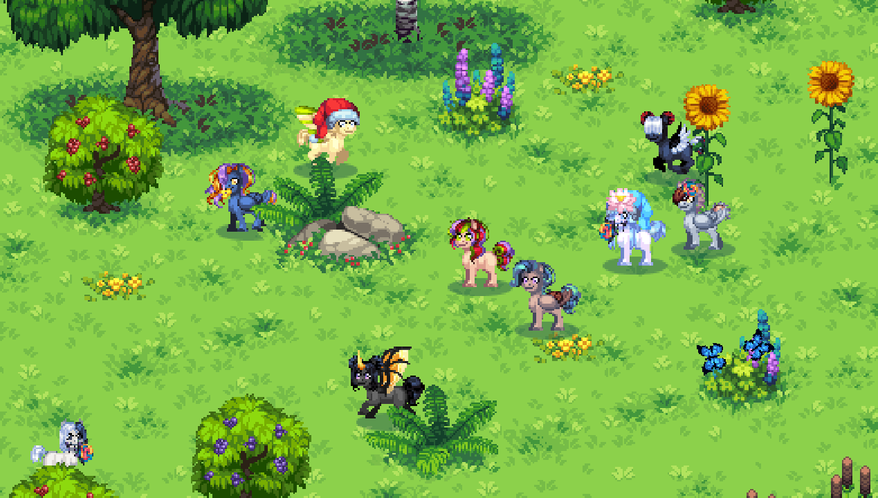 Equestria Daily Mlp Stuff Ponyclub Game Opens For Alpha Testing