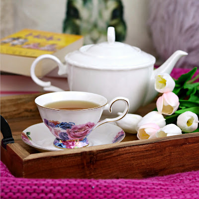 Fine China Tea Cup from Amity Created