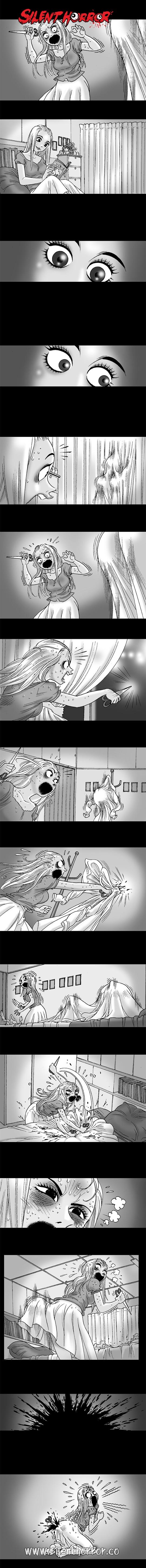 Silent Horror chap 44: Ma quỷ vô hình