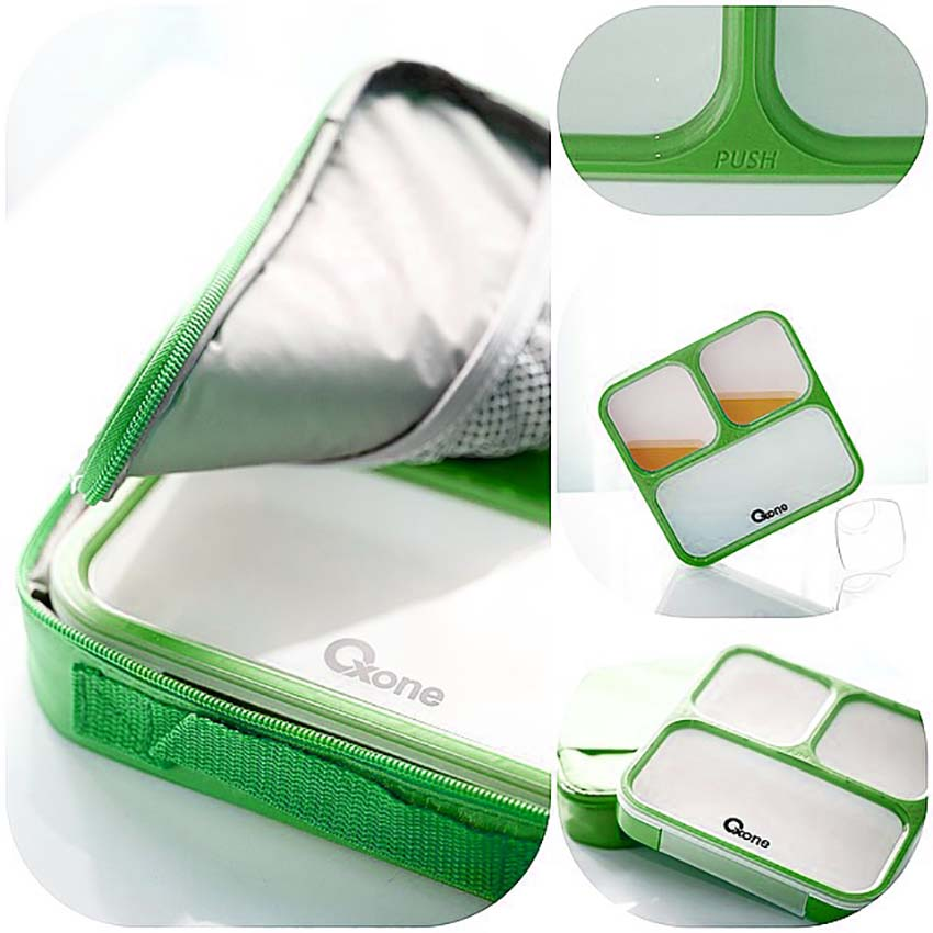 OX-067 CLASSIC BENTO with Termal Bag Oxone