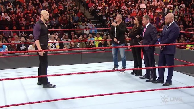Replay: WWE Monday Night RAW 17/12/2018