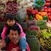 Mexicanos tienen mayor gasto en consumo de alimentos de la canasta básica