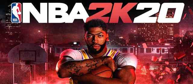 NBA 2K20 v87.0.1 - 88.0.1 Android apk spor oyunu indir