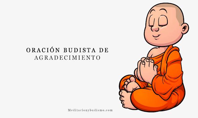 Oración Budista de agradecimiento - Empieza así el día
