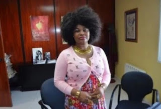 Meet The Nigerian Lady Contesting For Spain Prime Minister