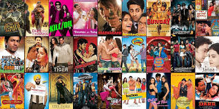 Hindi Movie Images infographics