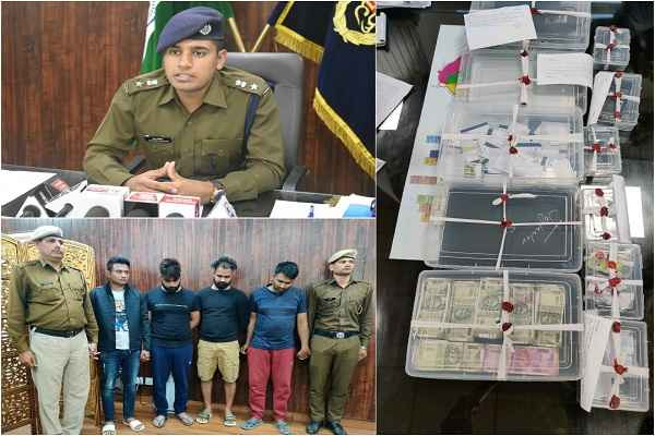 gurugram-cia-sector-31-sadar-thana-arrested-4-fraud-accused-news