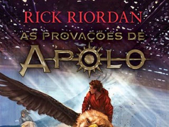 Rick Riordan, As provações de apolo