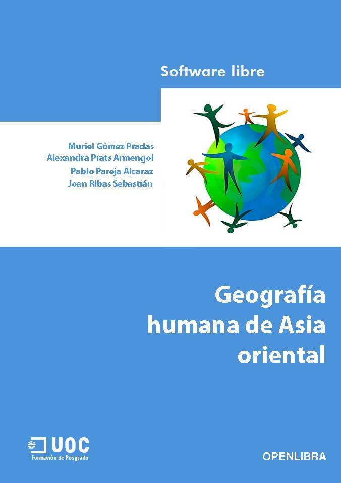 Guía de la asignatura: Geografía humana de Asia oriental