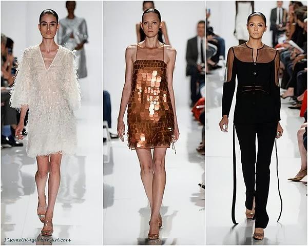 RalphRucci S/S2014 runway dresses