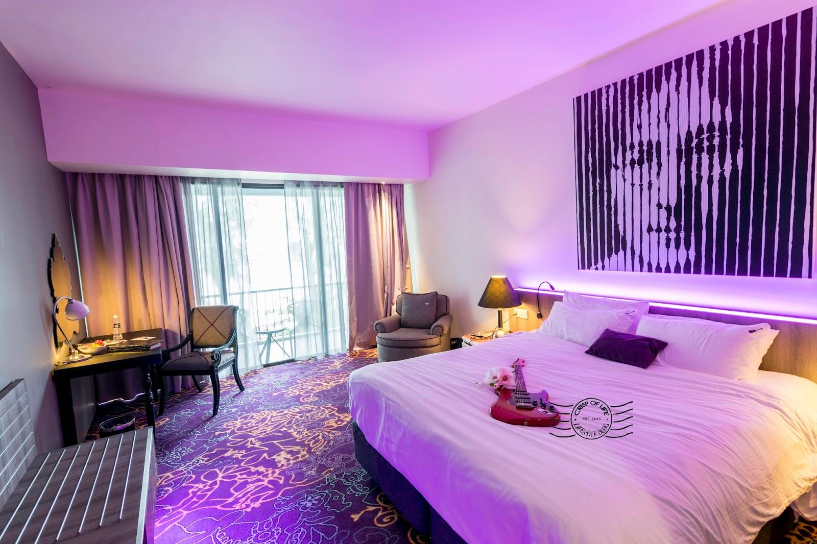 Hard Rock Hotel Penang Stay