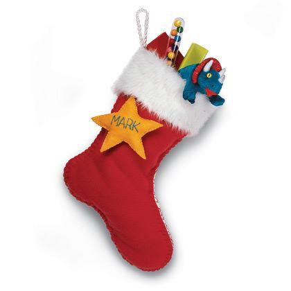 Classic Stocking Holiday Craft