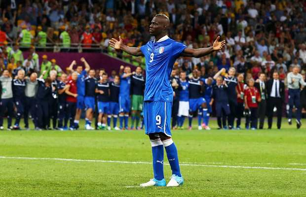 Mario Balotelli Italia