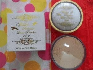 Bedak Walet Premium Powder