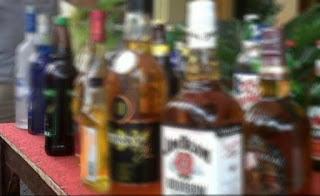 RUU larangan minuman beralkohol, ada sanksi pidana tercatat