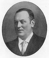J. J. Haworth Secretary of Turton F.C.