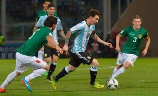 Bolivia vs Argentina en Eliminatorias Sudamericanas 2017