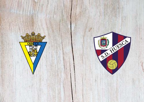 Cádiz vs Huesca -Highlights 08 May 2021
