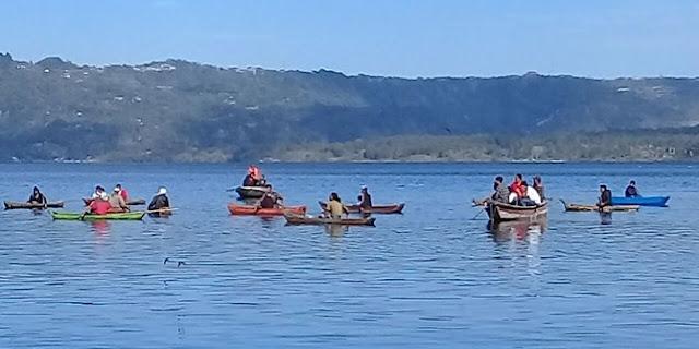 Korban Kecelakaan Mobil Berhasil dievakuasi dari Danau Batur