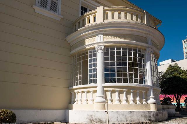 Casa Virmond - detalhe