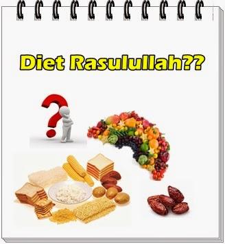 Diet Mengikut Sunnah Rasulullah S.A.W