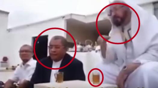 """Tersebar Video Memalukan Gubernur Jabar """"Aher"""" Minta Dana dari Saudi pakai Wacana Syi'ah"""