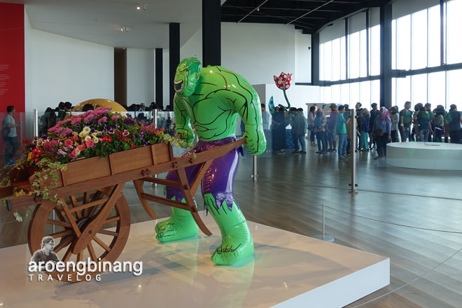 hulk museum macan modern and contemporary art in nusantara jakarta barat