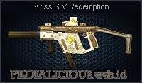 Kriss S.V Redemption