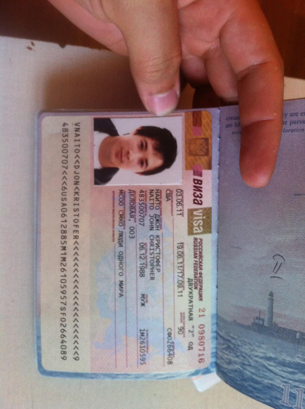 Offer Russian Visa Support 3