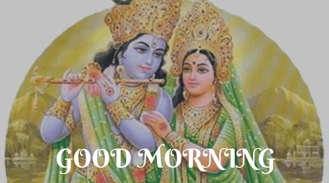 star bharat radha krishna good morning image