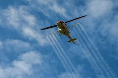 Florida begins aerial spraying of insecticides to control Zika