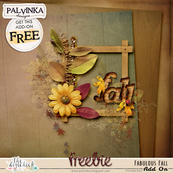 Fabulous Fall Collection and FREEBIE