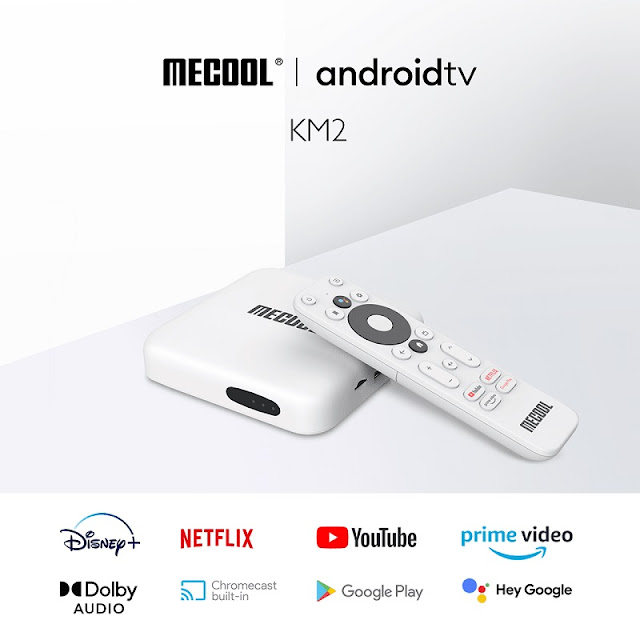 Comprar MECOOL KM2 descuento