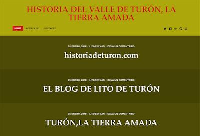 Blog Historia del Valle de Turón