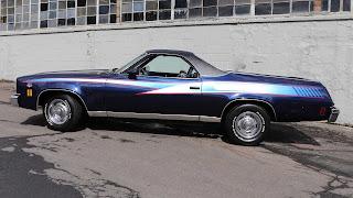 '74 Chevrolet El Camino