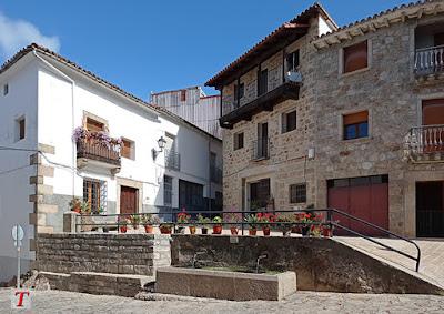 Pasarón de la Vera, Cáceres, Extremadura