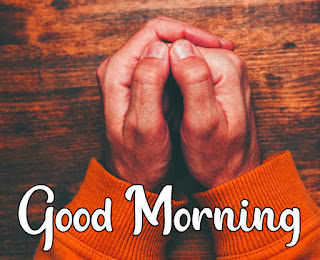 Jesus Pray Good Morning IMage