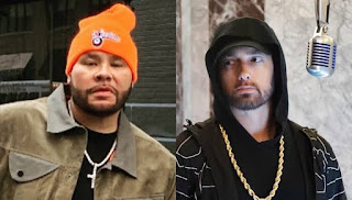 "Eminem & Fat Joe's ""Lord Above"" Tops Em 2019 Songs"