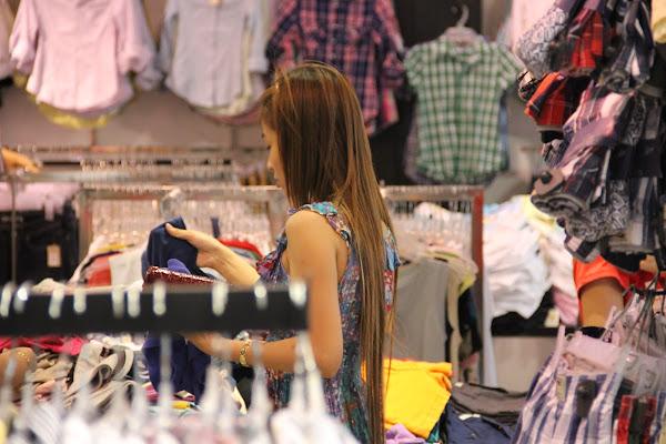 De compras por Saigon
