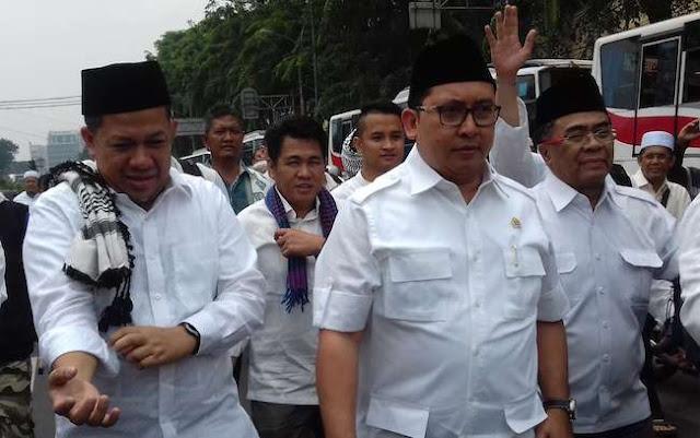 Waketum Gerindra: Pemimpin Tak Boleh Ngibrit Hadapi Demonstran