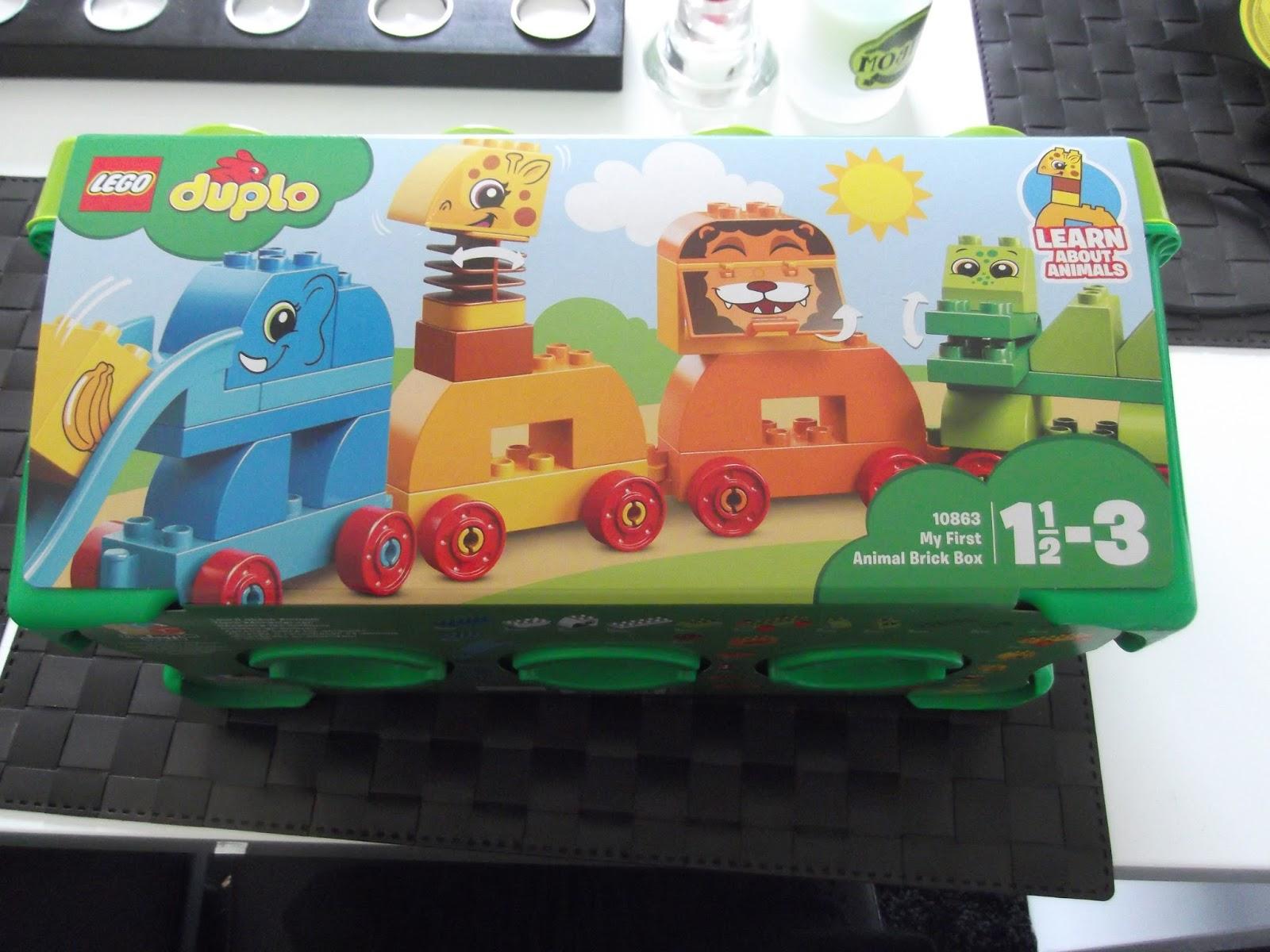 les tests de stephanie: mon test des lego duplo lors de la campagne
