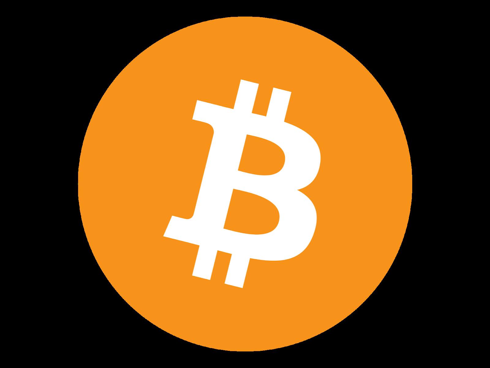 Logo Bitcoin Format PNG