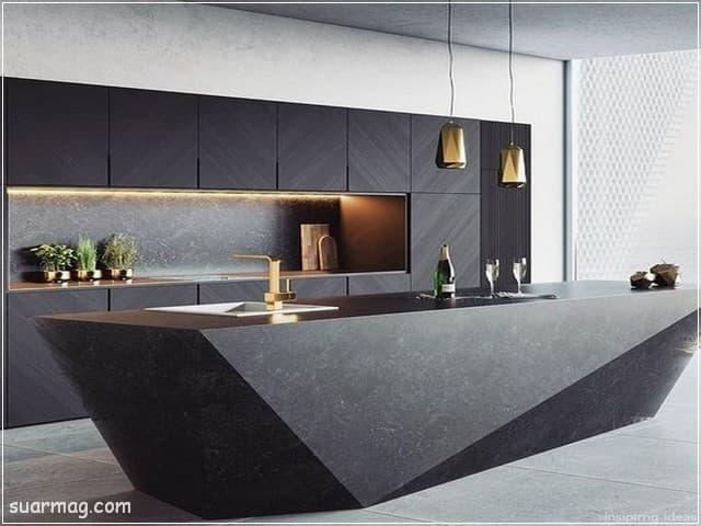 صور مطابخ - مطابخ مودرن 3   Kitchen photos - Modern kitchens 3