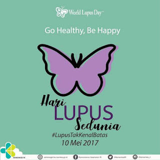 Template Ucapan Selamat Hari Lupus Sedunia 10 Mei