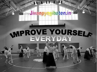 Ways improve yourself everyday