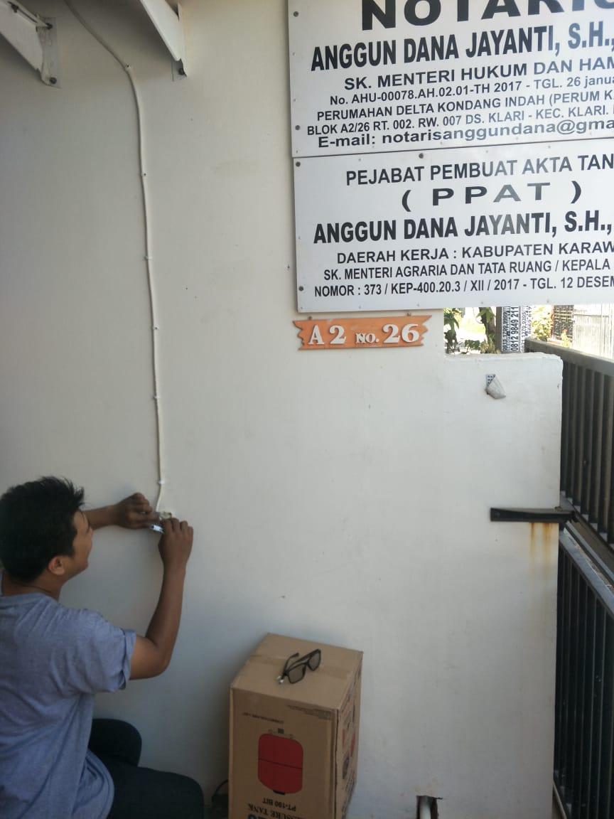 Jasa Pemasangan Instalasi Listrik Rumah