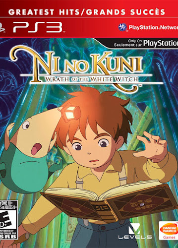 Nino Kuni ISO PS3