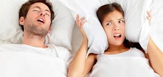 Inilah Penyebab Orang Gemuk Sering Mendengkur Saat Tidur