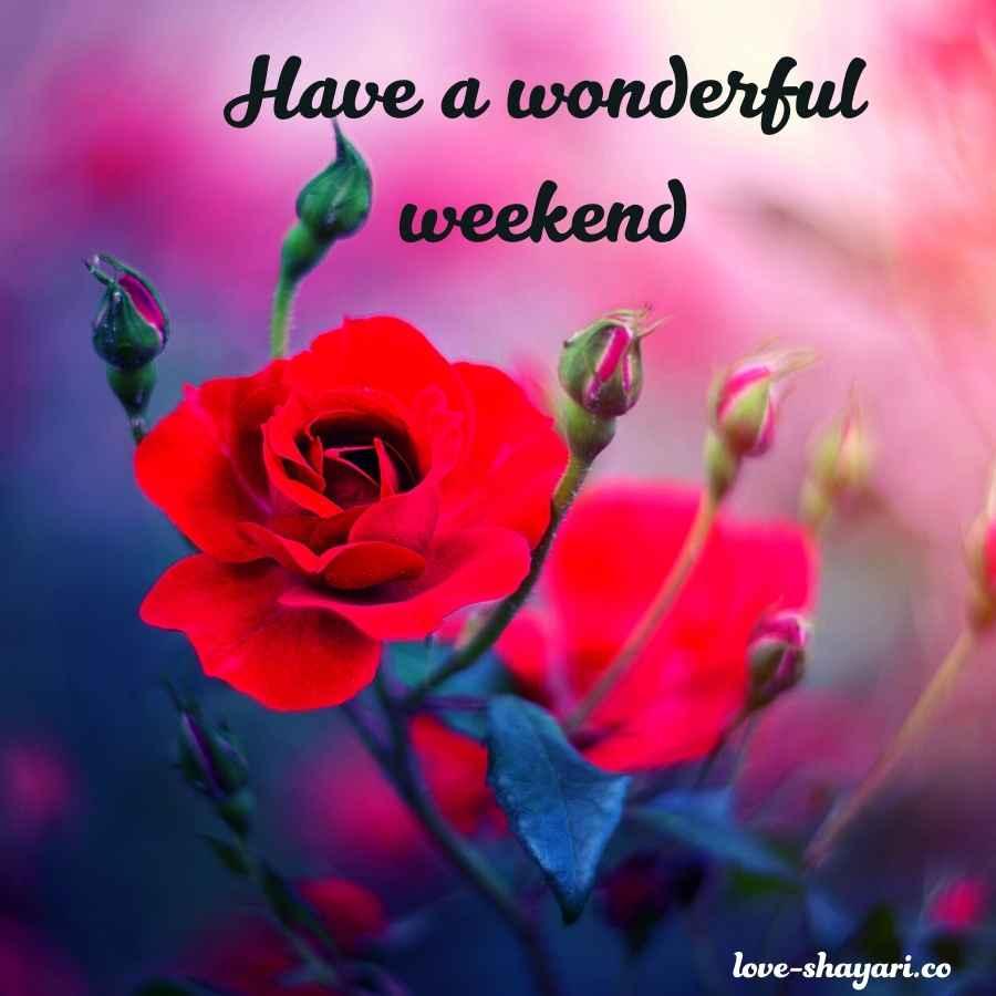weekend greetings images